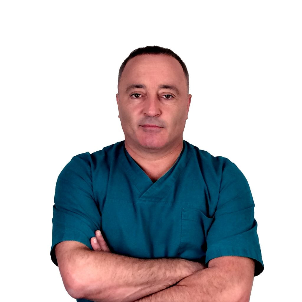 Dr. Donato Zizi - trainer of the FUE Hair Transplant Training Course